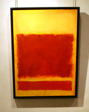 """Composition"" by Rothko"