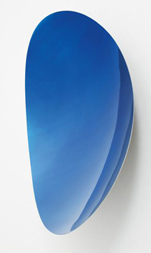 """Untitled (Mirror)"" by Kapoor"