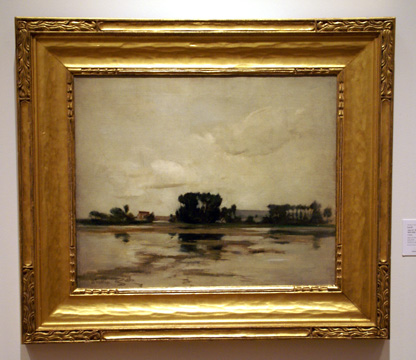 """L'Etang"" by Twachtman"