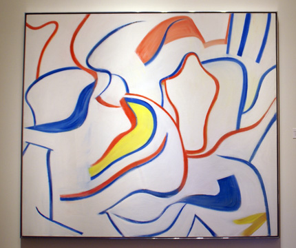 """Untitled VI"" by de Kooning"