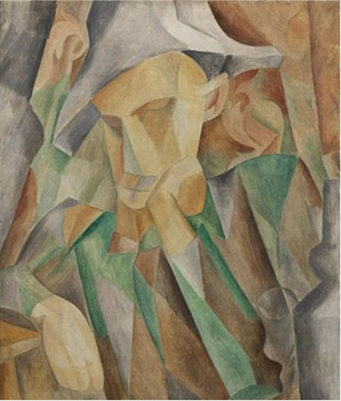 """Arlequin"" by Picasso"