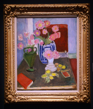 """Nature More aux Trois Vases"" by Matisse"