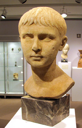 Roman portrait of a prince