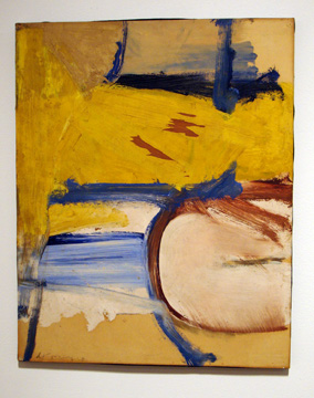 """Composition"" by de Kooning"