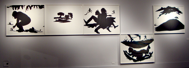 works by Kara Walker
