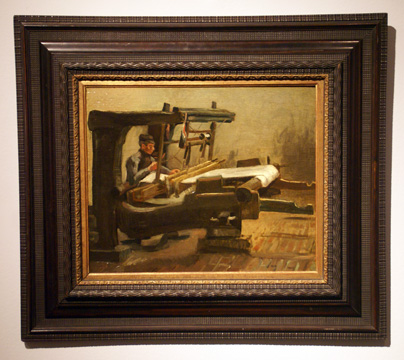 """Weaver"" by Van Gogh"