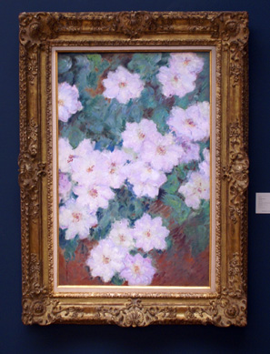 """Clematites"" by Monet"