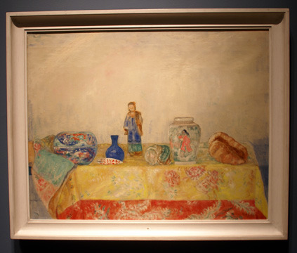 """Magots, Pots et Coquillages"" by Ensor"