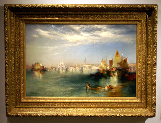 """Grand Canal, Venice"" by Moran"