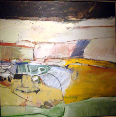 """Berkeley #39"" by Diebenkorn"