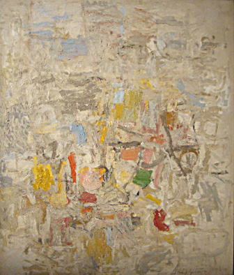"""Untitled"" by Guston"
