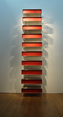 """Untitled, 1980 (80-19) BERNSTEIN)"" by Judd"