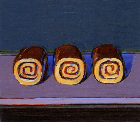 """Jelly Rolls"" by Thiebaud"