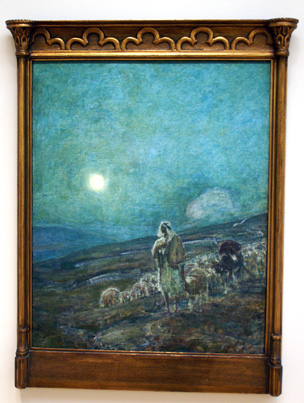 """Shepherd and Flock"" by Tanner"