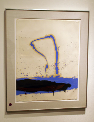 """Beside the Sea #20"" by Motherwell"