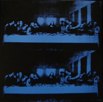 """The Last Supper"" by Warhol'"