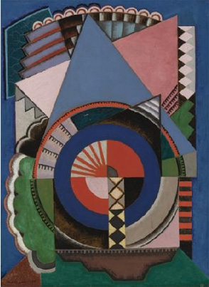 """Composition"" by Herbin"