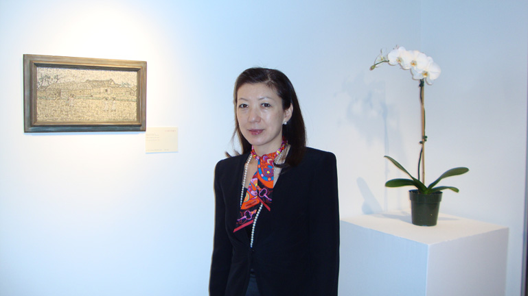 Heakyum Kim of Christie's