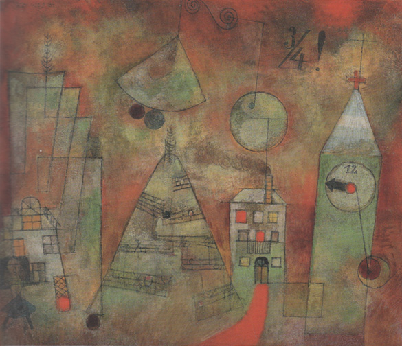 Klee abstraction 3