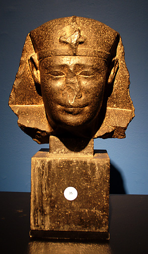 Egyptian head 2