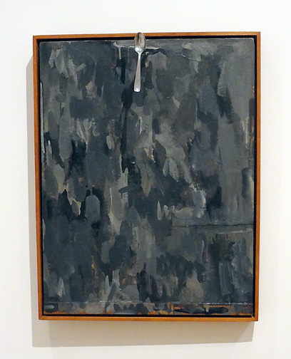 Image result for jasper johns spoon