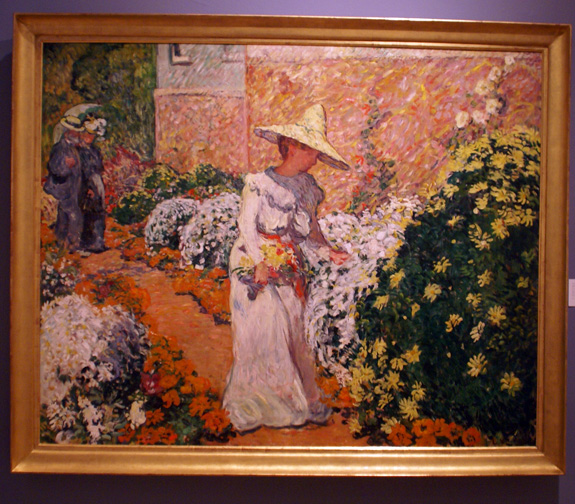 Flowers by Valtat