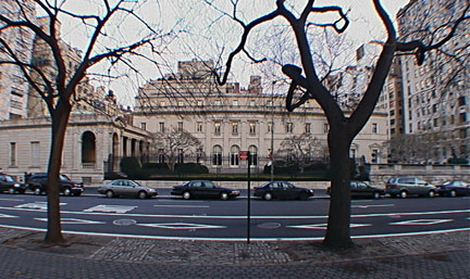 The Frick Collection on Fifth Avenue