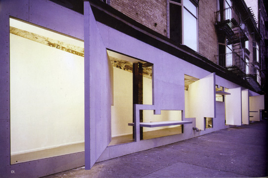 Storefront for Art & Architecture