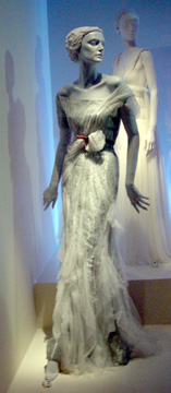 Evening gown by Christian LaCroix