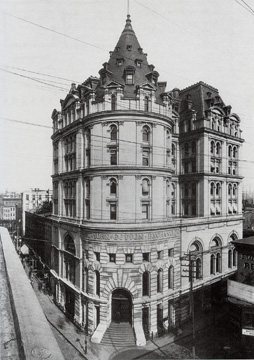 The New York Cotton Exchange Building