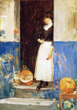 """La Fruitière"" by Hassam"