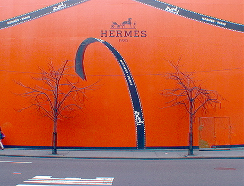 Hermes Shed on Madison