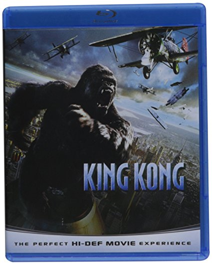 King Kong 2005 version