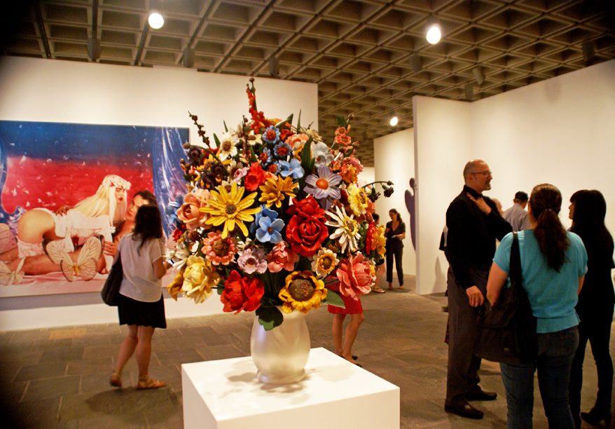 Artmuseums Jeff Koons At The Whitney Museum Of American Art 2014