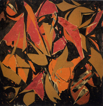 """Bird Talk"" by Lee Krasner"