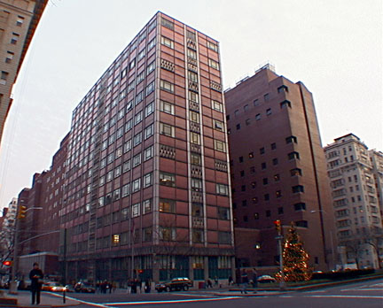 Lenox Hill Hospital on Park Avenue