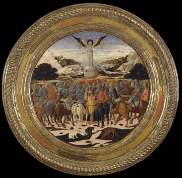 """The Triumph of Fame"" birth tray"