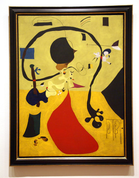 """Dutch Interior (III)"" by Miró"