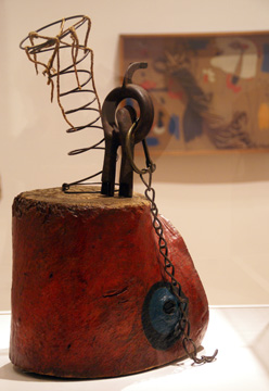 """Object (Object of Desire)"" by Miró"