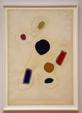 """Collage"" by Miró"