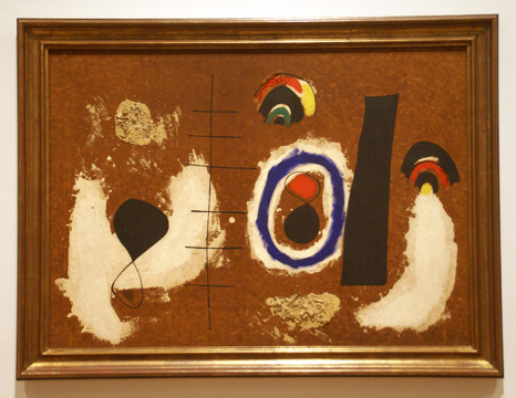 """Painting"" by Miró"