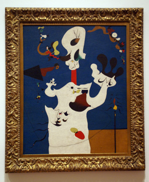 """Potato"" by Miró"