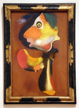 """Figure"" by Miró"