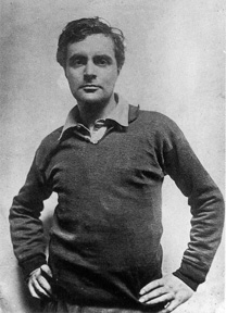 Photograph of Amedeo Modigliani