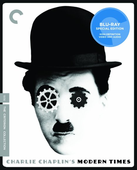 Modern Times Blue-ray cover