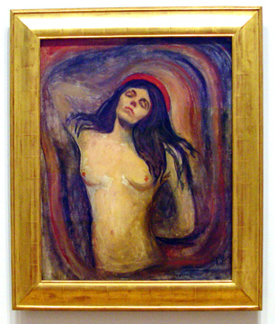 """Madonna"" by Munch"