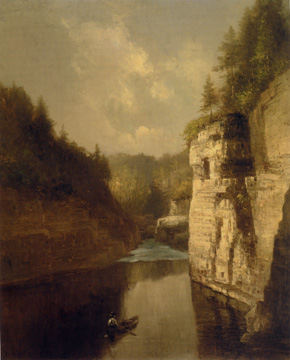 """Ausable Chasm"" by Champney"