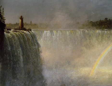 """Niagara Falls"" by Boutelle"