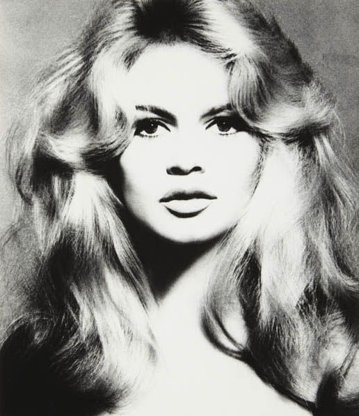 Brigitte Bardot by Richard Avedon