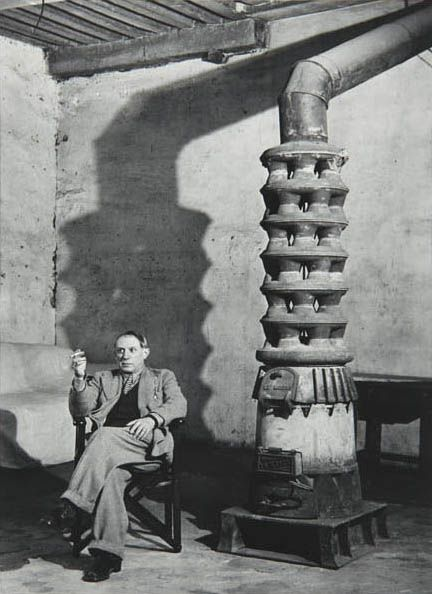 Picasso by Brassai